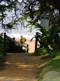 Picture of Ulua Beach, Maui, Hawaii.