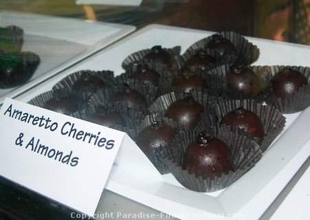 Picture of tangy, delicious goat cheese truffles for sale.