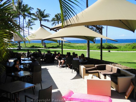 Picture of the Pailolo Bar and Grill at the Westin Kaanapali Maui
