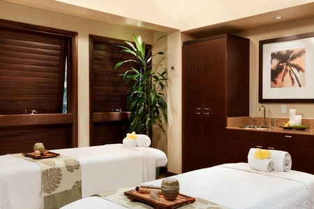 Picture of the spa Helani at the Westin Kaanapali Ocean Resort Villas on Maui.