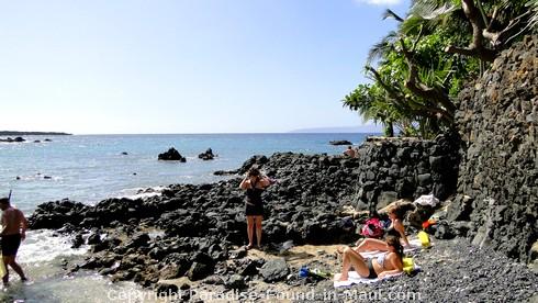 Ahihi Kinau Beach