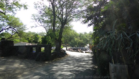 Ahihi Kinau Cove Approach