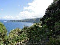 Picture of the Road to Hana, Maui, Hawaii