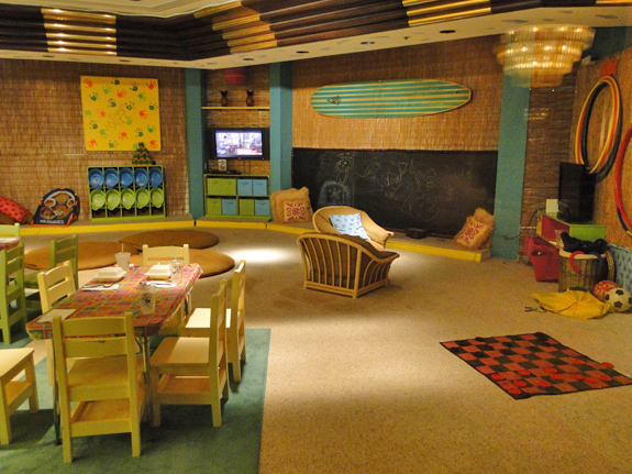 Kids Club at Hyatt Regency Maui