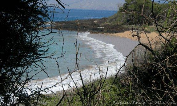 Little Beach, Maui, Clothing Optional