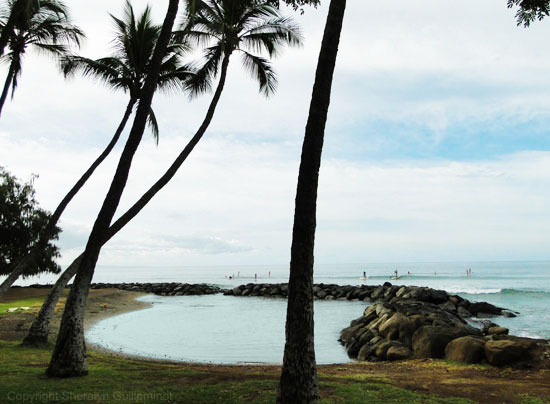 Launiupoko Baby Beach in Lahaina, Maui
