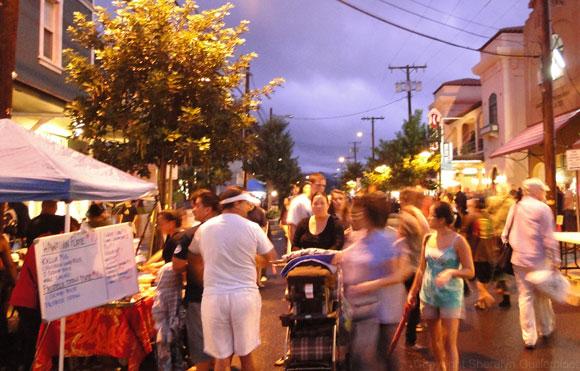 Maui events Wailuku First Friday