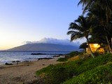 Picture of Kamaole III Beach in Kihei, Maui, Hawaii.