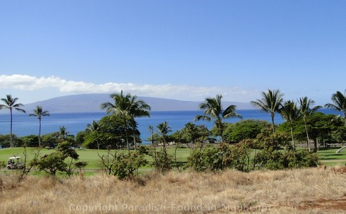 Picture of ocean view on Maui, Hawaii