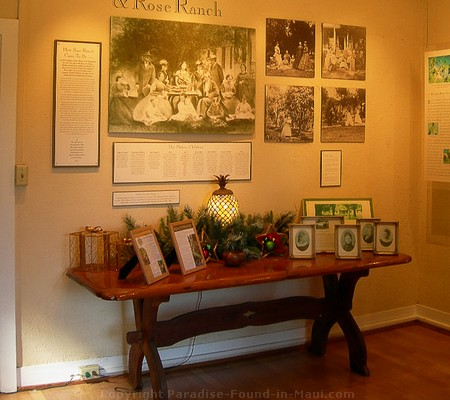 Picture of the history room