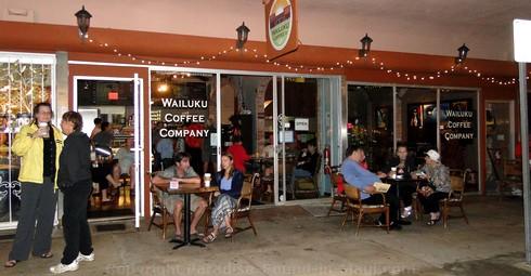 Picture of Wailuku Coffee Company in Wailuku, Maui, Hawaii.