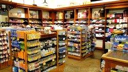 Picture of Honolua Store in Kapalua, Maui.