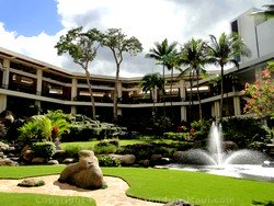 Picture of the Makena Beach and Golf Resort (Maui Prince Hotel) in Hawaii.