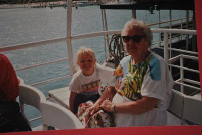 Molokinni Trip with Grandma