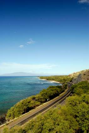 maui coastline highway to Lahaina