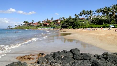 Picture of Polo Beach, Wailea, Maui, Hawaii