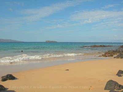 South End of Little Beach (can see Molokini too!)