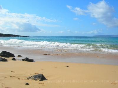 Waves at Little Beach