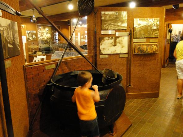 Whaler's Village Museum